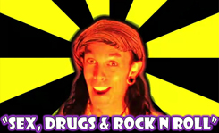 Sex Drugs & Rock n Roll Video